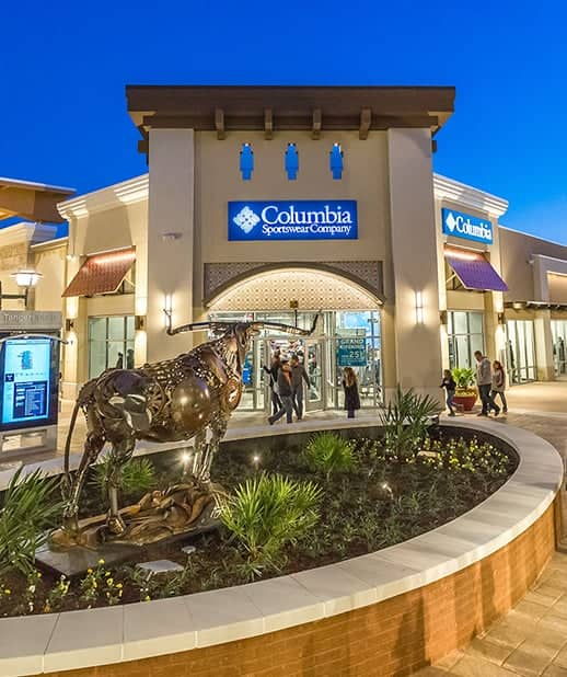 Tanger Outlets | Locations