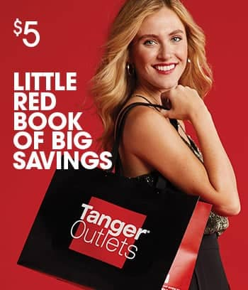 tanger outlet branson free coupon book