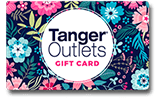 Floral Pattern Gift Card