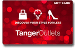Red With Icons Gift Card