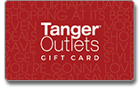 Classic Tanger Gift Card