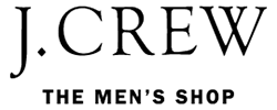 J.Crew The Men's Shop Logo