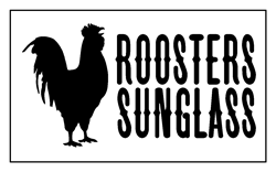 Roosters Sunglass Logo