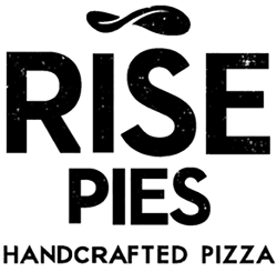 Rise Pies Handcrafted Pizza Logo