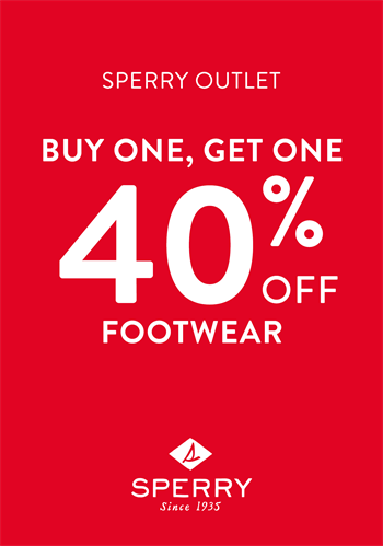 Buy One Get One 40 Off Footwear Tanger Outlets Grand Rapids Mi