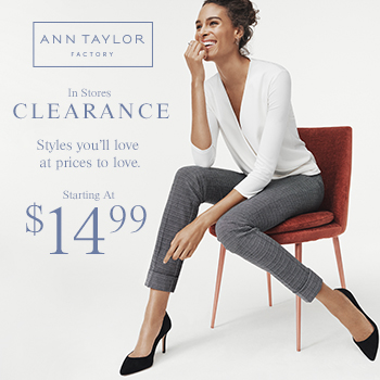 Ann Taylor Factory Store Art