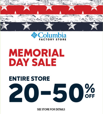 fffa8f29d31 Memorial Day Sale - Tanger Outlets