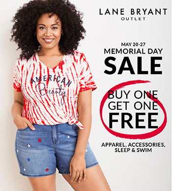 Lane Bryant Outlet Art