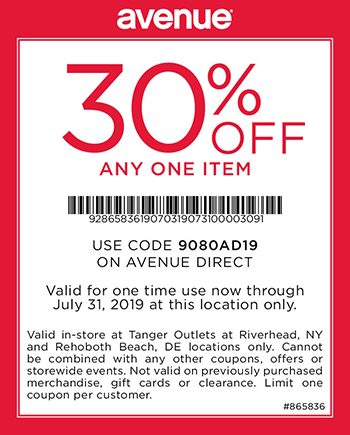 058ae0511debd6 Tanger Outlets | Riverhead, NY