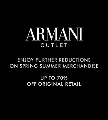 Armani Outlet Art