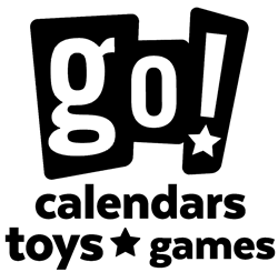 Go! Calendars, Games and Toys Art