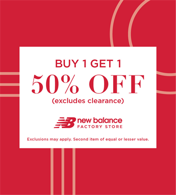 New Balance Clearance Store Art