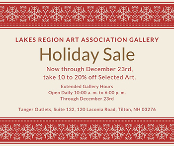 Lakes Region Art Art