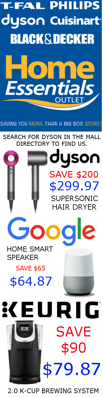 Dyson Home Essentials Art