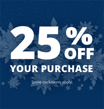 Enjoy 25% Off Purchase Art