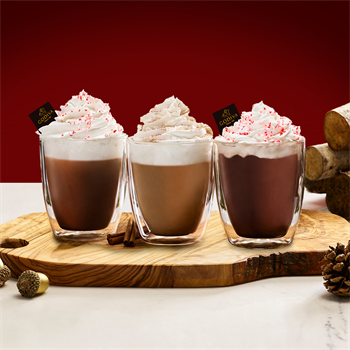 Warm up with GODIVA this Holiday Weekend! Art