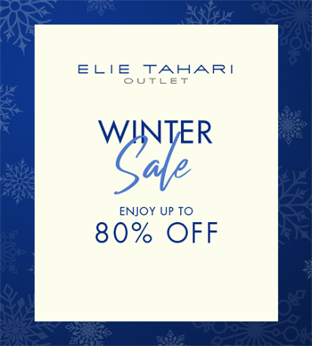 Elie Tahari Winter Sale  Art