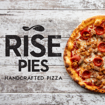 Rise Pies Handcrafted Pizza Art
