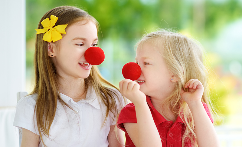 Jokes & Juggles in July - Mommy & Me Event Series