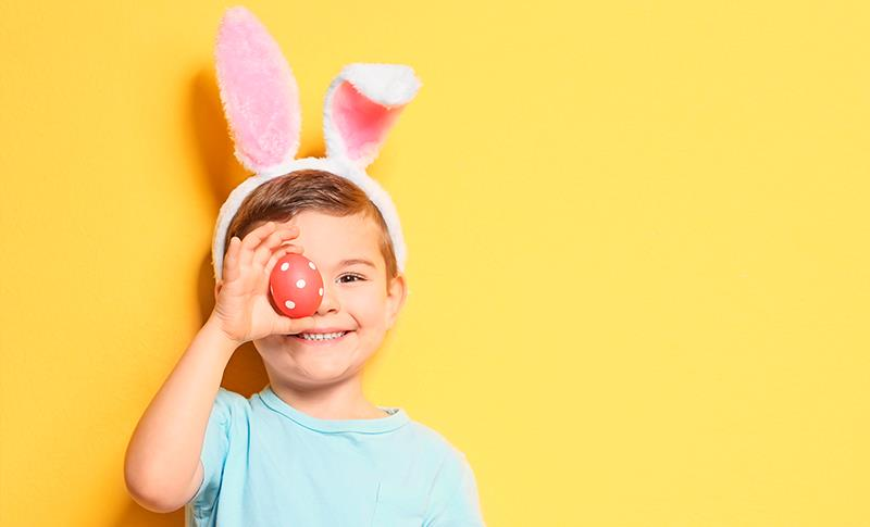 Hop into Style Easter Celebration with Max & Ruby