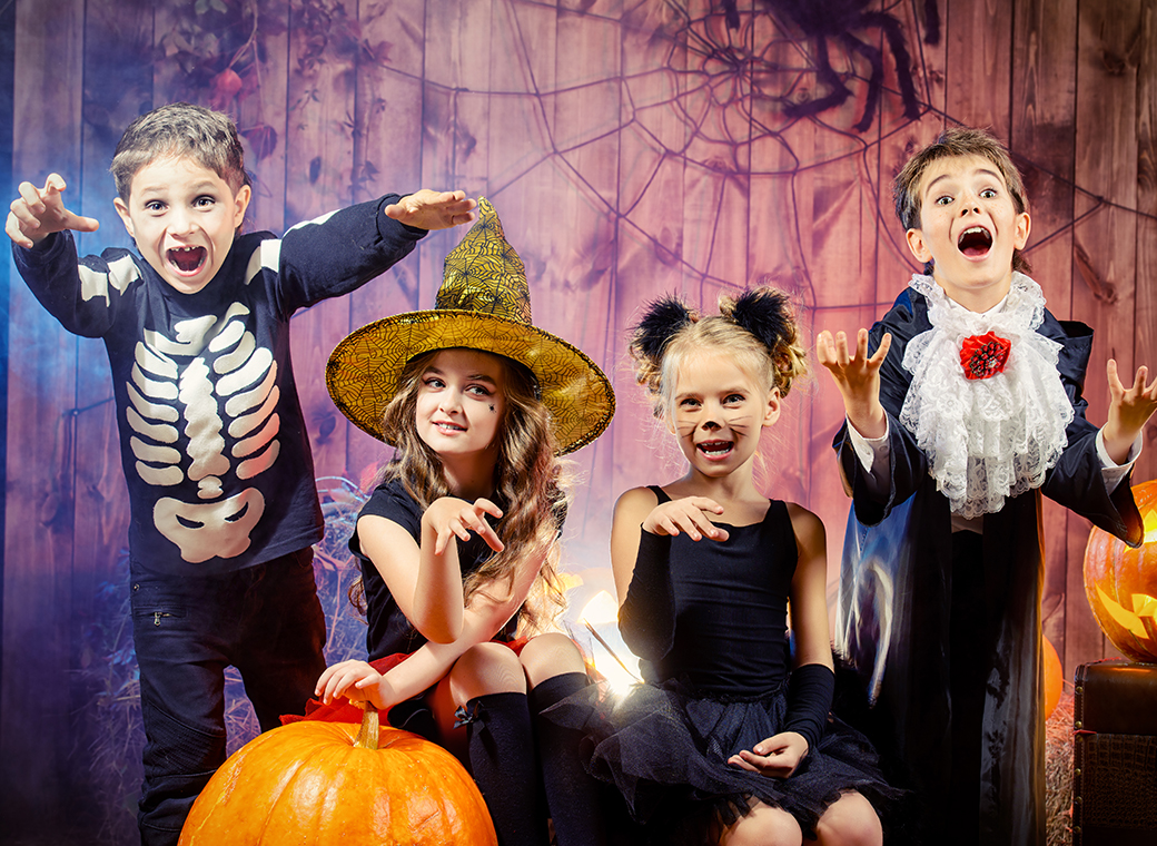 Trick or Treat Presented by ClearChoice MD