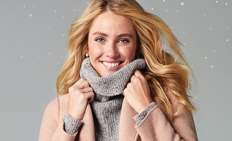 Winter Deals. Cozy Steals.