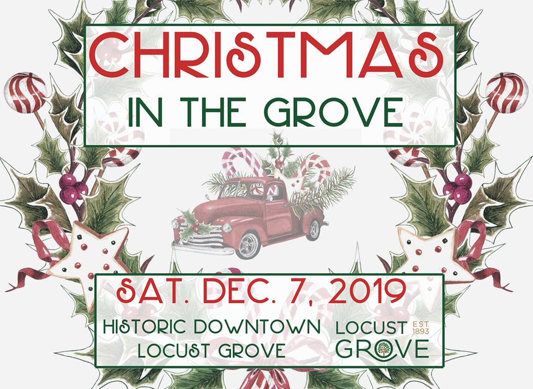 Christmas in the Grove